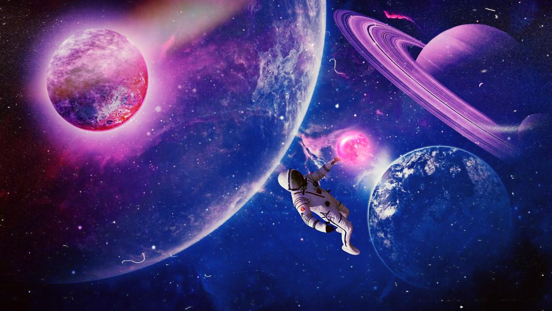 #freetoedit #picsart #myedit #galaxy #plant #plants #space #creative #remix #remixit