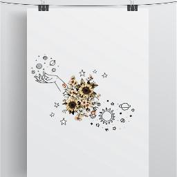 sunflower universe real freetoedit