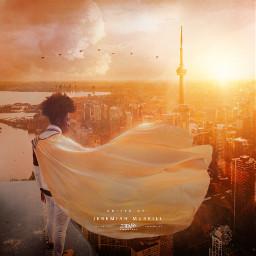 urbancity cape hero gold sky