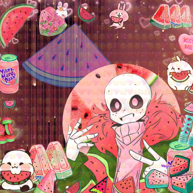 ~•𝕃𝕒𝕥𝕖 𝕟𝕚𝕘𝕙𝕥 𝕒𝕖𝕤𝕥𝕙𝕖𝕥𝕚𝕔𝕤•~ ♡Character: Melon 🍉♡ 🌟Song: Supalonely - BENEE🌟 🍓ᶠᵒˡˡᵒʷᵉʳ ᶜᵒᵘⁿᵗ: 277🍓 👉Goal: 300👈 ☕𝓜𝓸𝓸𝓭: 🙂☕  ~• Oh look I went overboard with the watermelon. Oopsies •~   🍞 Tags 🍞  #undertale #au #aus #undertaleaus #music #tunes #aesthetic #sans #colour #love #mood #aestheticcolour #freetoedit #red #watermelon #fruit #fruits #watermelons #watermelon🍉  🍎Taglist🍎  @c_h_a_r_a @comicowl3158134 @skootles @jumpinawhitevan  Comment '🍎🍎' to be added to the TAGLIST  I will type '👍' in response if it works