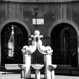 fountain architecture square rome myoriginalphoto