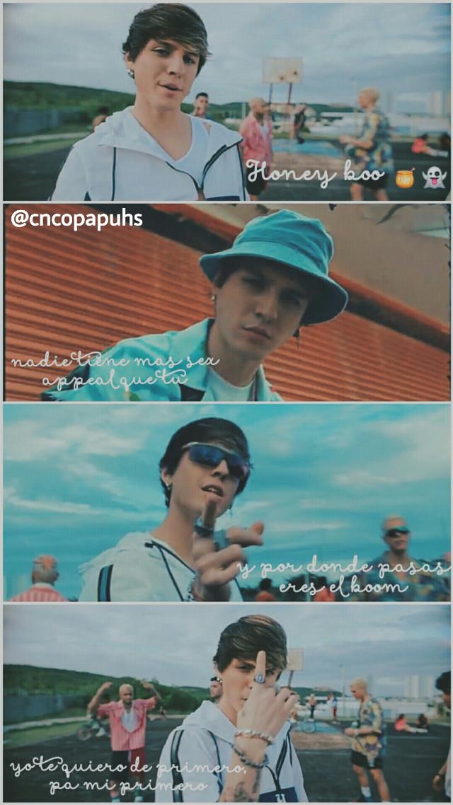 🍯👻NUEVO EDIT🍯👻la parte de @christopherbvelezm  en #Honeyboo 🍯👻🔥😍 Espero que les guste😘 #cnco #christophervelez  #edits #fondos #tumblr #aesthetic  #letra #lyrics  #fondosdepantalla  #collage #freetoedit