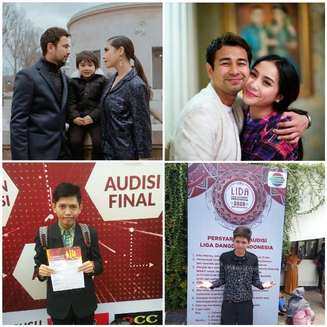Mimpi itu jadi kenyataan ketemu aak rafi ahmad dan nagita savina  #freetoedit #hastag #repost #repone #palembang #indonesia #instagram #raffiahmad #raffinagita1717