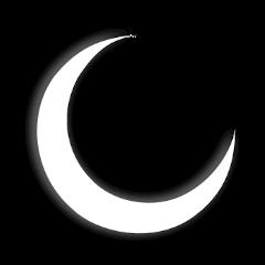 freetoedit cresentmoon moon whitemoon aestheticmoon