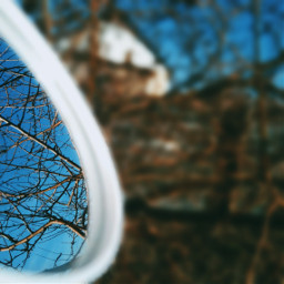 freetoedit зеркало эстетика фон весна