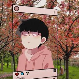 mobpsycho100 mob animeboy animeboys aesthetic freetoedit