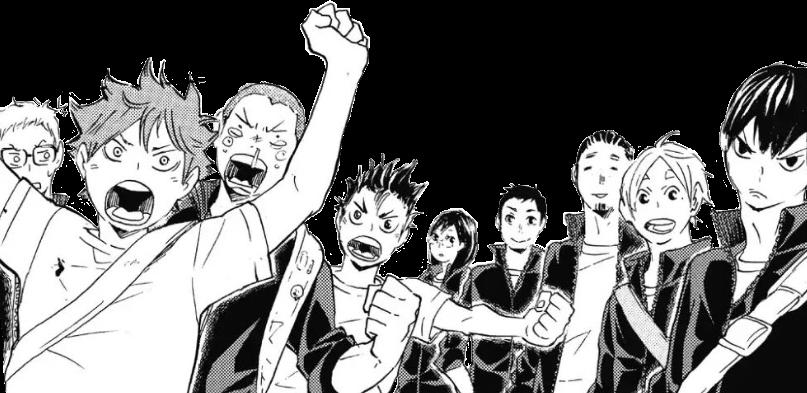 #haikyuu #haikyuu!! #karasuno #manga #freetoedit