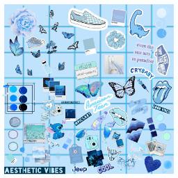 freetoedit pastel blue aesthetic aestheticedit