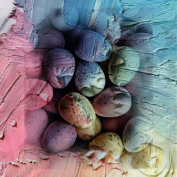 freetoedit colourful photography carter eggs
