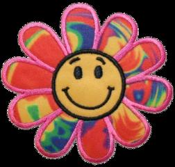 freetoedit y2k flower happy cute