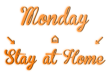 monday stayinspired stayhome staysafe quotes freetoedit ftestickers