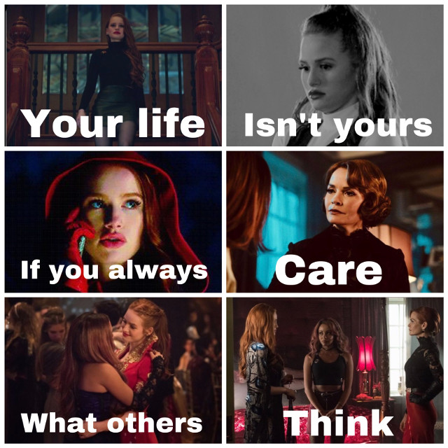 Mine!!! So if you remix please tag me!!!!! #choni #choni4life #choniforever #choniriverdale #choniedit #cherylblossom #cherylblossomedit #madelainepetsch #madelainepetschedit #tonitopaz #tonitopazedit #riverdale #riverdaleedits #liveyourlife #believeinyourself