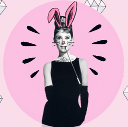 kaylee freetoedit bunnyears