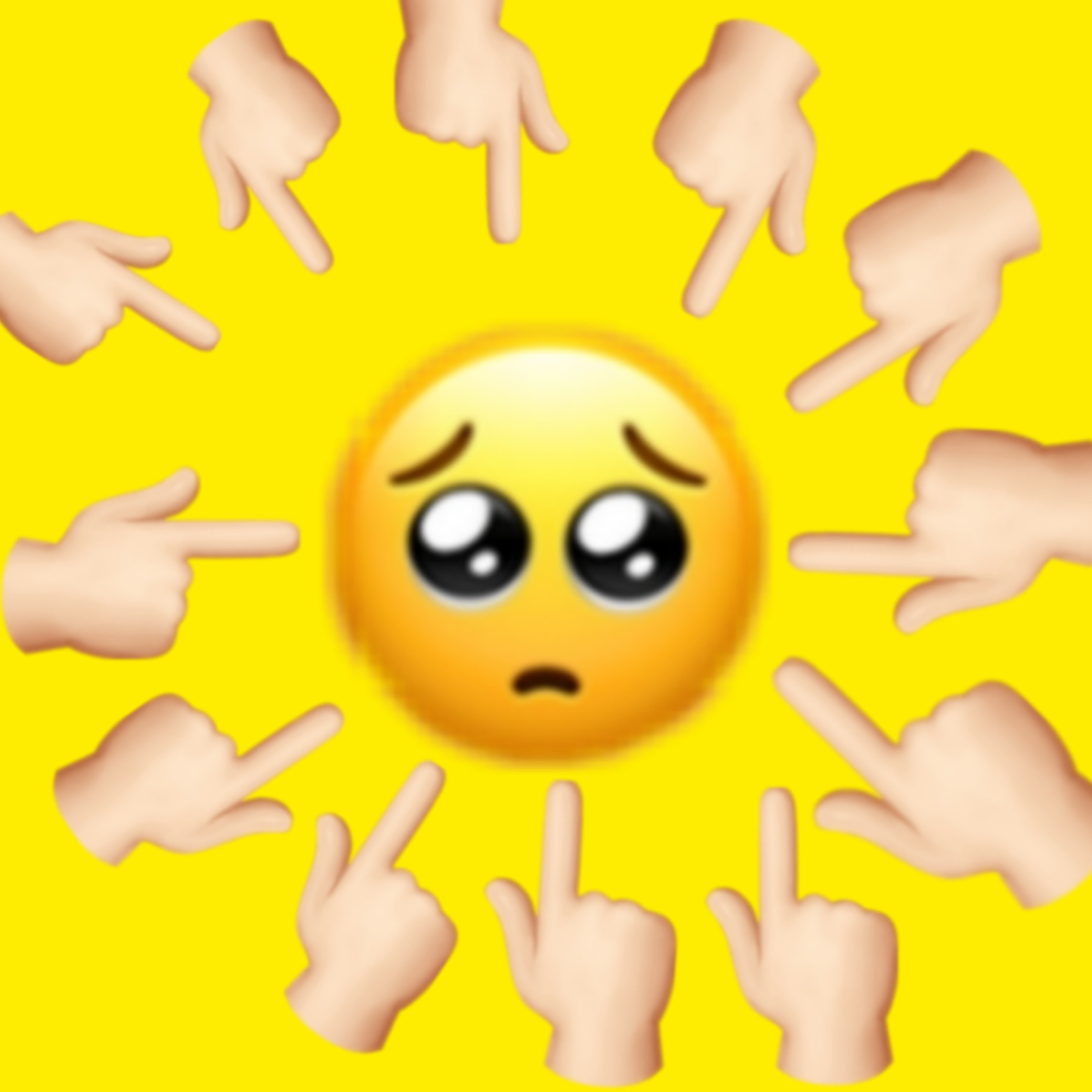 Peur Triste Smiley Sticker Image By View Miraculousn