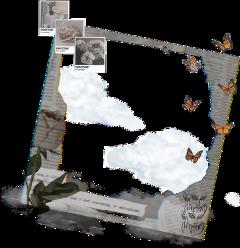 freetoedit frame aesthetic white polishgirl