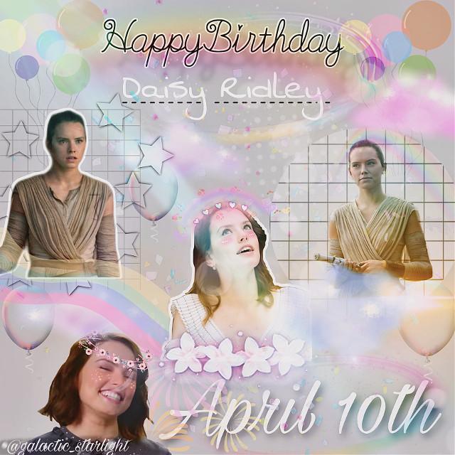 ╚══ ✮❁•°♛°•❁✮ ══╗  Happy birthday daisy 💕✨  『••✎••』opening....  ʟᴏᴀᴅɪɴɢ... ▁ ▂ ▃ ▄ ▅ ▆ █  100 % COMPLETE  ·͙⁺˚*•̩̩͙✩•̩̩͙*˚⁺‧͙⁺˚*•̩̩͙✩•̩̩͙*˚⁺‧͙⁺˚*•̩̩͙✩•̩̩͙*˚⁺‧ ͙ ♡ ✧ Amazing editors!✧ ♡  @juleka3399   @snowflakefrostedits (irl bff)  @dreamyxemma   @darkside_is_strong  @likespaperings13   @hpfanforlife101   @tayya_number1   @jazzikat (Irl bff)  @ohmygoshsomeonejust   @Skyehighxo   @matildacatalina194  @markehnta   if i you want to be added comment a 🦋 or just ask 😂        ∧_∧  (。・ω・。)つ━☆・*。  ⊂   ノ    ・゜+      しー °。+ *´¨)     .· ´ thank you for reading☆´¨) ¸.·*¨)    (¸.·´ (¸.·'* (¸.·'* (¸.·'* (¸.·'* (¸.·'*  *¨ ·͙⁺˚*•̩̩͙✩•̩̩͙*˚⁺‧͙⁺˚*•̩̩͙✩•̩̩͙*˚⁺‧͙⁺˚*•̩̩͙✩•̩̩͙*˚⁺‧͙   other tags: #Starwars #Daisyridley #daisyridleyiseverything  #rey  #happybirthday #happybday