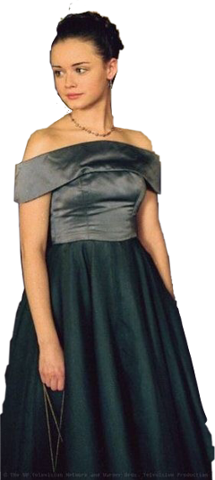 rorygilmore gilmoregirls dress formal prom freetoedit