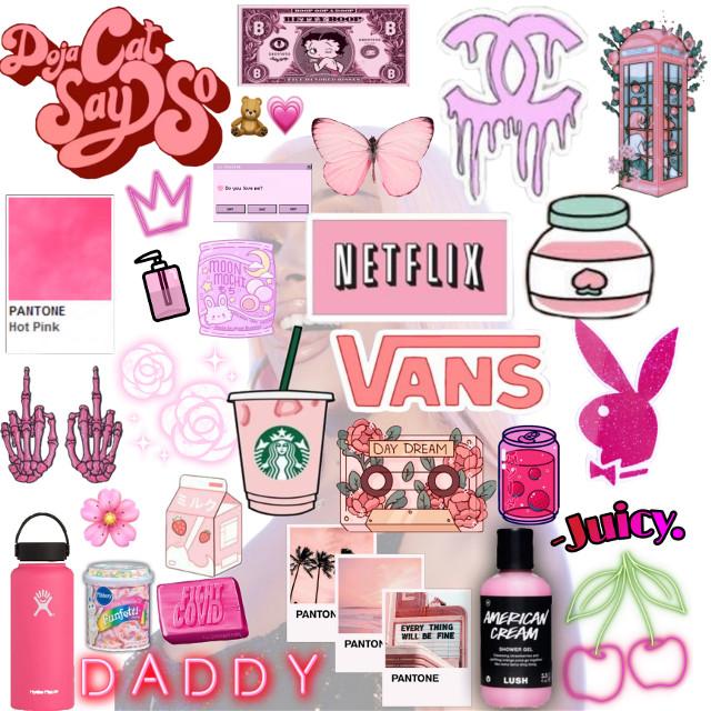 #freetoedit #dojacat #pink #pinkaesthetic #hotpink #doja