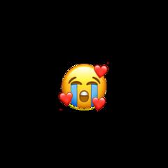 stickers emoji iphone hearts iphoneemoji freetoedit