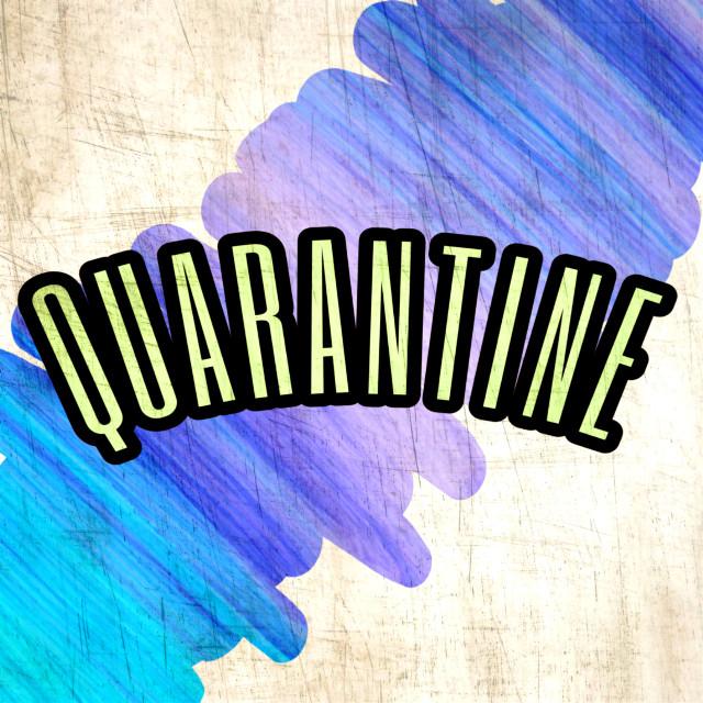 #quarantine #corona