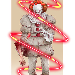 it2017 pennywise2017 pennywise it freetoedit