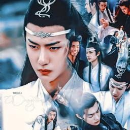 wangxian lanzhan lanwangji theuntamed xiaozhan