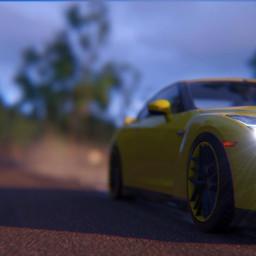 car carphotography forzahorizon4 forza videogame
