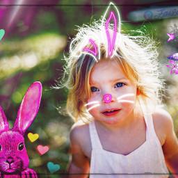 freetoedit piscart bunnygirl bunny people srcbunnyears