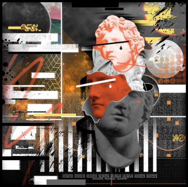 #vaporwave #vaporwaveedit #vaporwaveaesthetic #vaporwaveart #vaporwavepics #vaporwaves #vaporwaveaesthetics #vaporwaveedits #aestheticvaporwave #romanstatue #abstractart #abstractartist #abstract