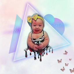 baby remix remixit like4follow follow4follow freetoedit
