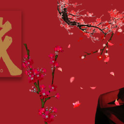 freetoedit 梅 肖战 xiaozhan eczoombackgrounds