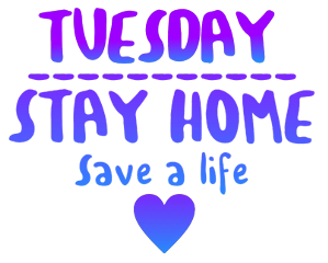 tuesday stayhome staysafe stayinspired quotes freetoedit ftestickers