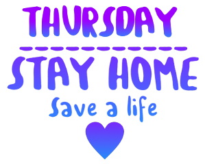 thursday stayhome staysafe stayinspired quotes freetoedit ftestickers