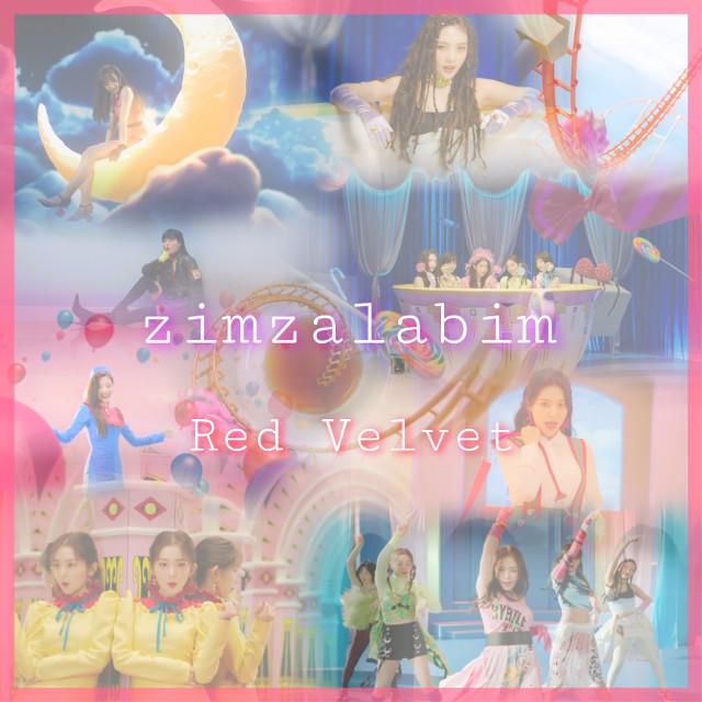 Red Velvet zimzalabim♡♡  こういう色彩感いいやつは映えますなぁ…!  #kpop #redvelvet #zimzalabim   @yuuriaoov ゆうりはれべらぶだよ〜!  #とっこんのおともだち