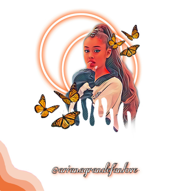 Hope you enjoy my Replay 🍁🌝 At 5 pm i upload the other picture🙈💕 #arianagrande #arinator #fan #idol #fanedit  #freetoedit