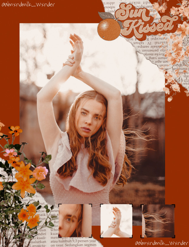 🍑o p e n 🍑.                                                                          I'm bored, so im gonna aprbably be making a lot things now, but i hope you guys are staying safe and healthy.     Taglist- @bxtterfly_bxby 🍊 #freetoedit #vintage #orange