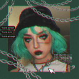 egirl edit egirlaesthetic aesthetic cadenas freetoedit