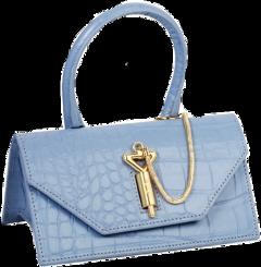 bag blue babyblue aesthetic fashion freetoedit
