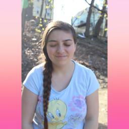 selfportrait pinkborder
