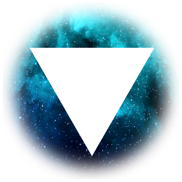 #freetoedit #sticker #galaxy #background #green #blue #triangle #new #xannysart #tryitout