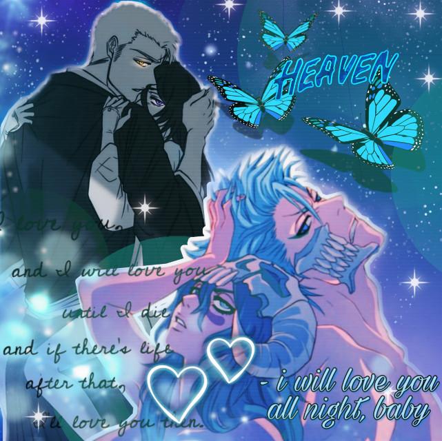 #Grimmnell #ichiruki #anime #bleach #myships #edit