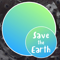 frame youaretheearth stayinspired earthday createfromhome freetoedit ftestickers