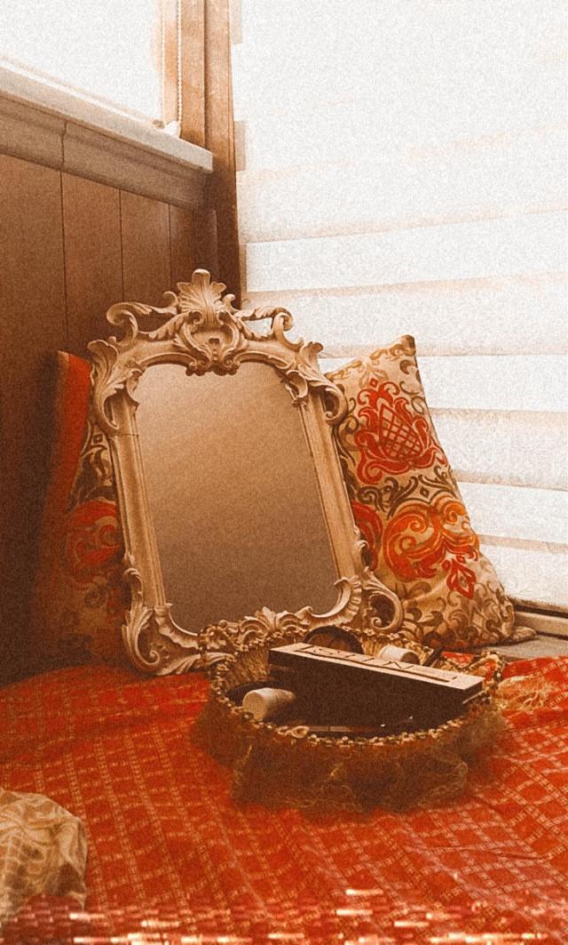 #mirror #effect #retro #vintage  #freetoedit  #home #room #myroom #ayna #grunge #picture #takeapicture #fotoğraf #odam #oda #tumblr