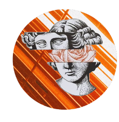 freetoedit statue heykel turuncu orange