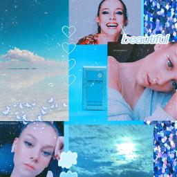 lightblue celeste azzurro aesthetic carla freetoedit