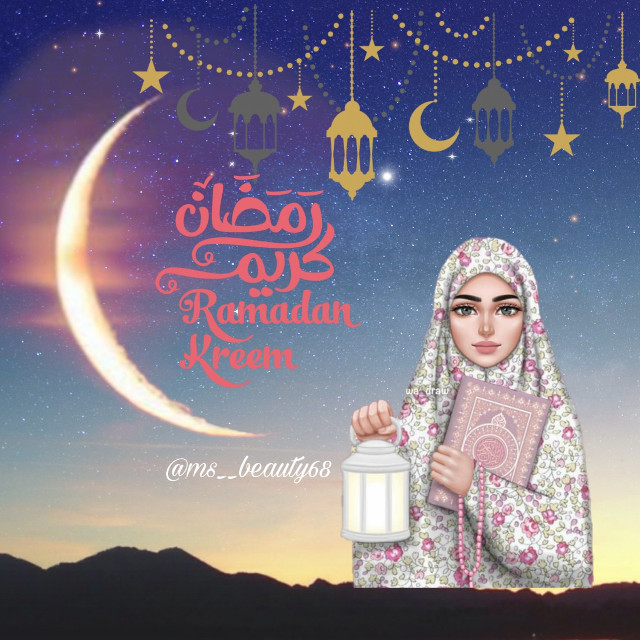 #freetoedit #رمضان