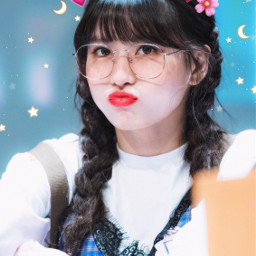 momotwice twice kpop cute kawaii freetoedit