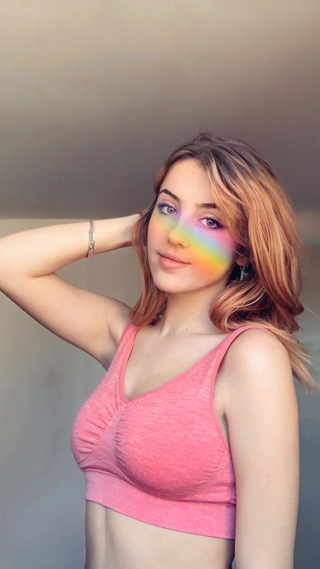 #freetoedit #rainbow