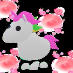 freetoedit adoptme roblox unicorn legendary