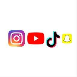 freetoedit instagram snapchat ticktock youtube